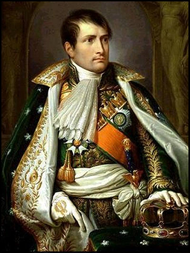 napolean bonaparte Napoleon is not a dictator as english historians might say to the french, and i believe this is true, napoleon fought for the same principles of popular rights and equality as george washington.