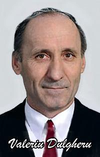 Prof. univ. dr. ing. Valeriu Dulgheru, Chişinău