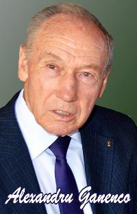 Col. (r) Dr. Alexandru Ganenco, Chişinău