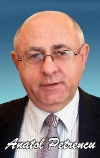 Prof. univ. dr. hab. Anatol Petrencu, Membru A.O.Ş.R. - Chişinău