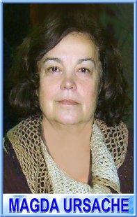 Magda Ursache, scriitor