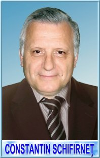 Prof. univ. dr. Constantin Schifrinet