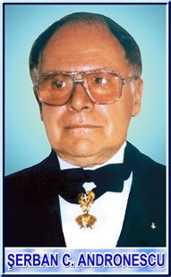Prof. univ. dr. Şerban C. Andronescu