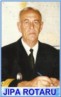 Comandor (r) Prof. univ. dr. Jipa Rotaru, Membru A.O.Ş.R.