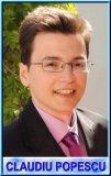 Dr. Claudiu Popescu, Dr. în Ştiinţe Medicale