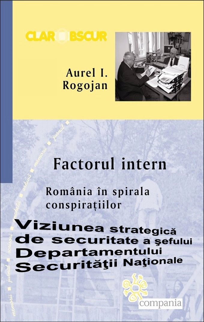 Aurel I Rogojan  Factorul intern-Viziunea strategică
