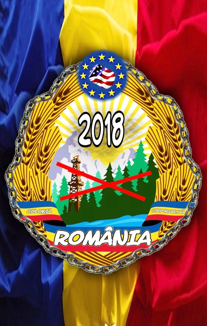 Colonoia Corporatista Romania 2018