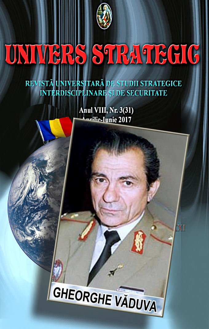 Gheorghe Vaduva-Univers strategic