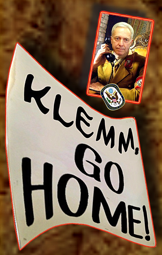Klemm-go home !