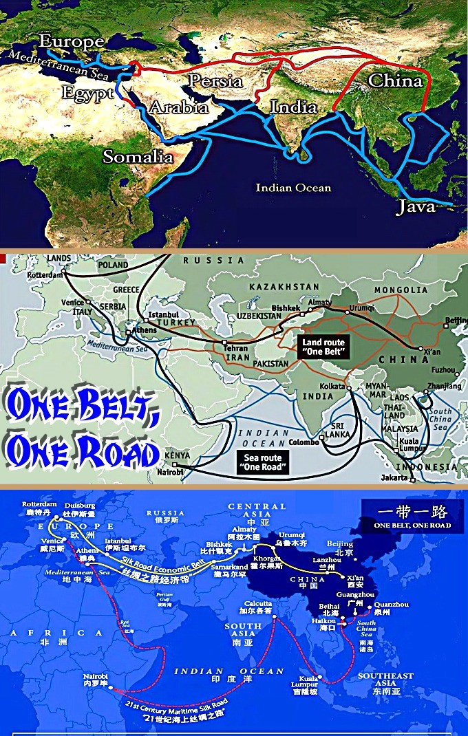 One Belt, One Road-OBOR
