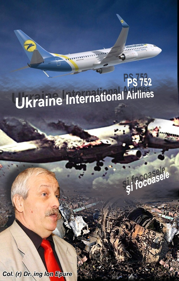 PS 752 al Ukraine International Airlines-IonEpure