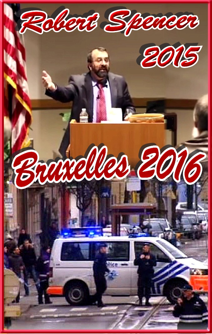 Robert Spencer - 2015, Bruxelles - 2016, art-emis