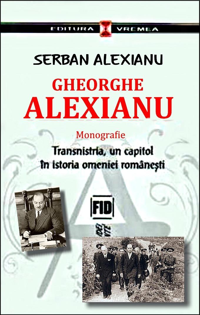 Serban Alexianu Transnistria