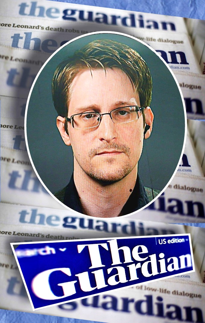 The Guardian-Edward Snowden