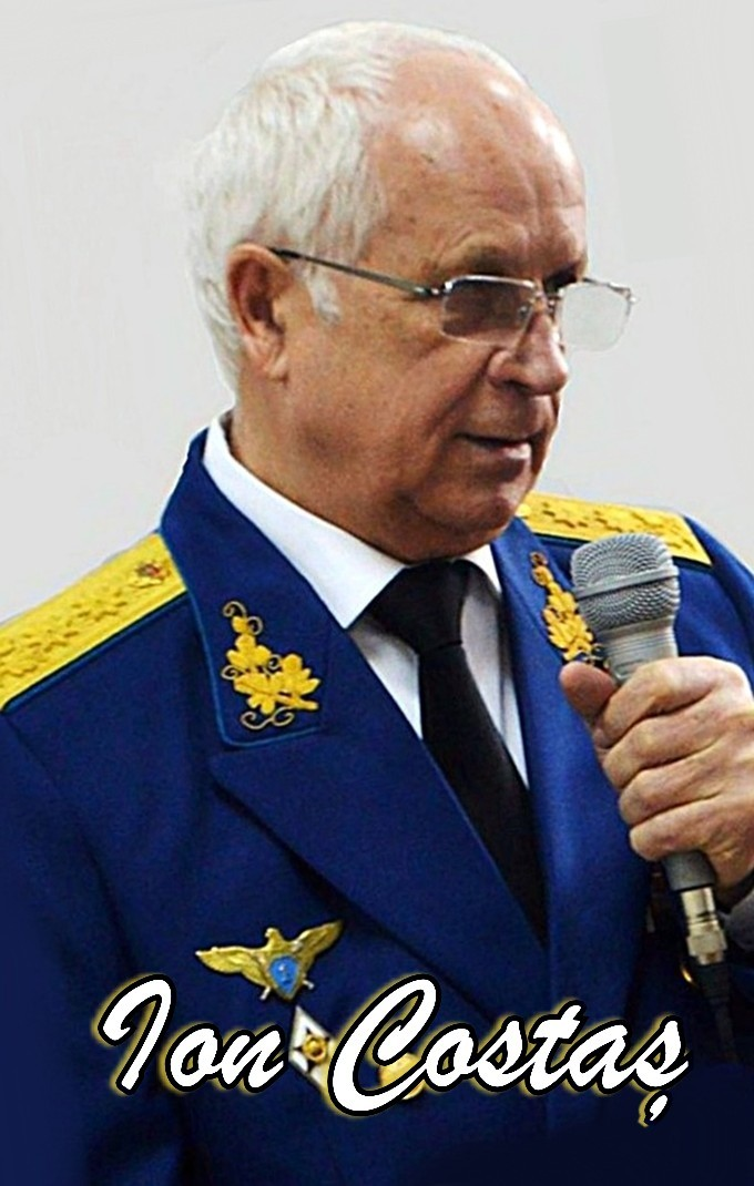 General de divizie (r) Ion Costaș
