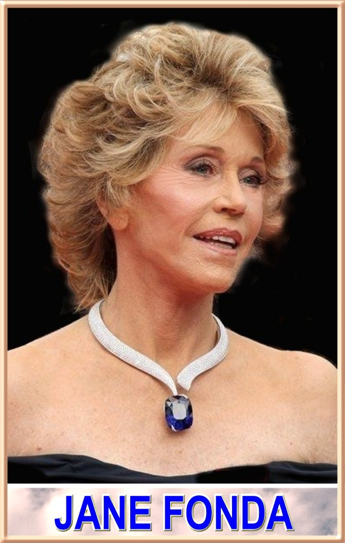 Jane Fonda, art-emis
