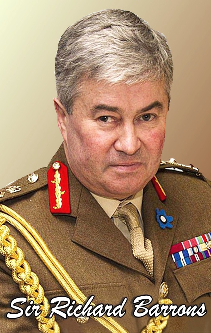 General Sir Richard-Barrons