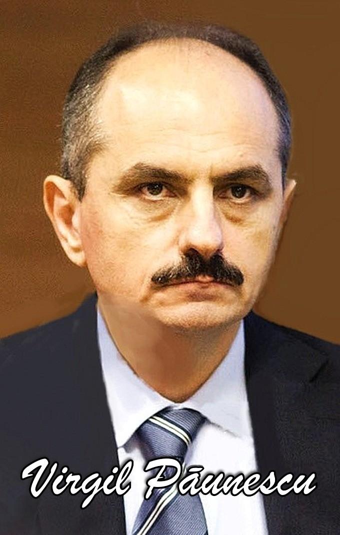 Prof. dr. Virgil Păunescu