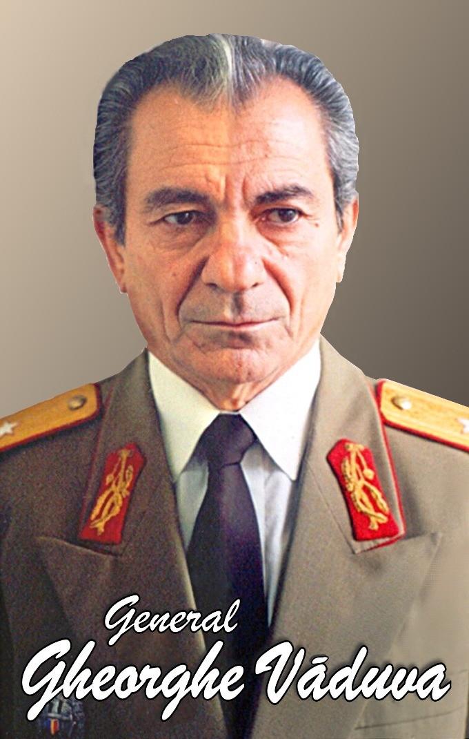 General Gnheorghe Văduva