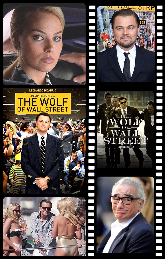 The Wolf of Wall Street, art-emis