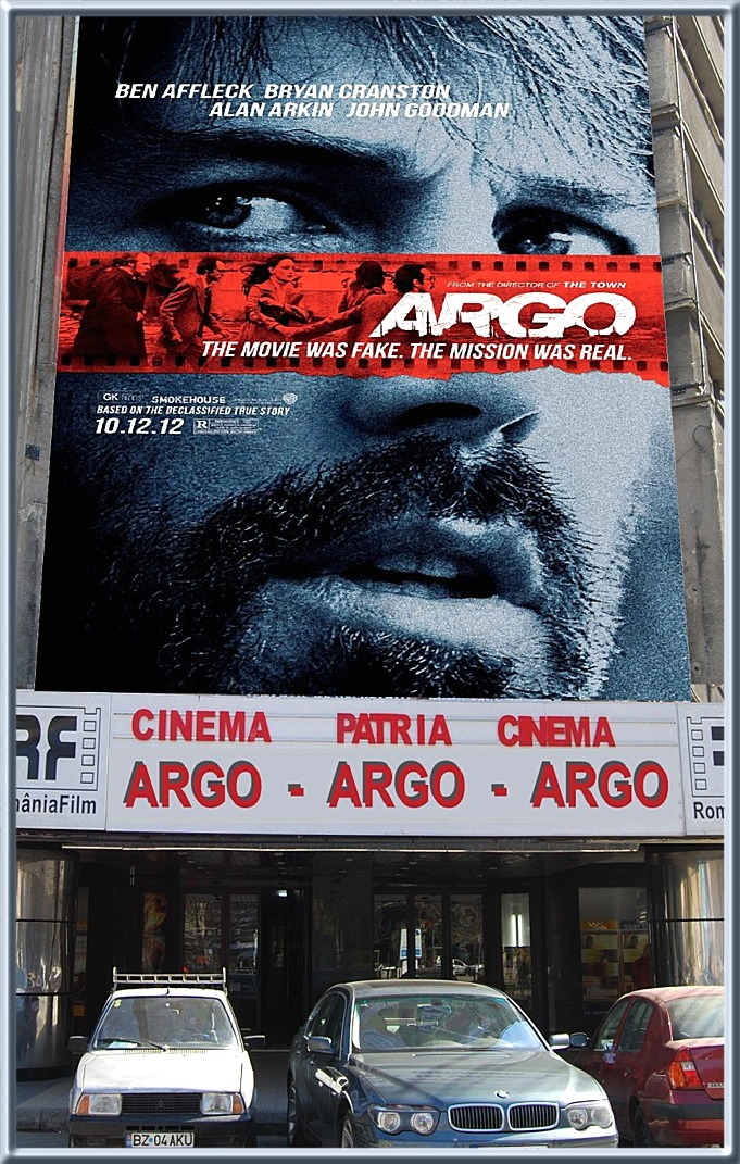 Cinema Patria - Argo