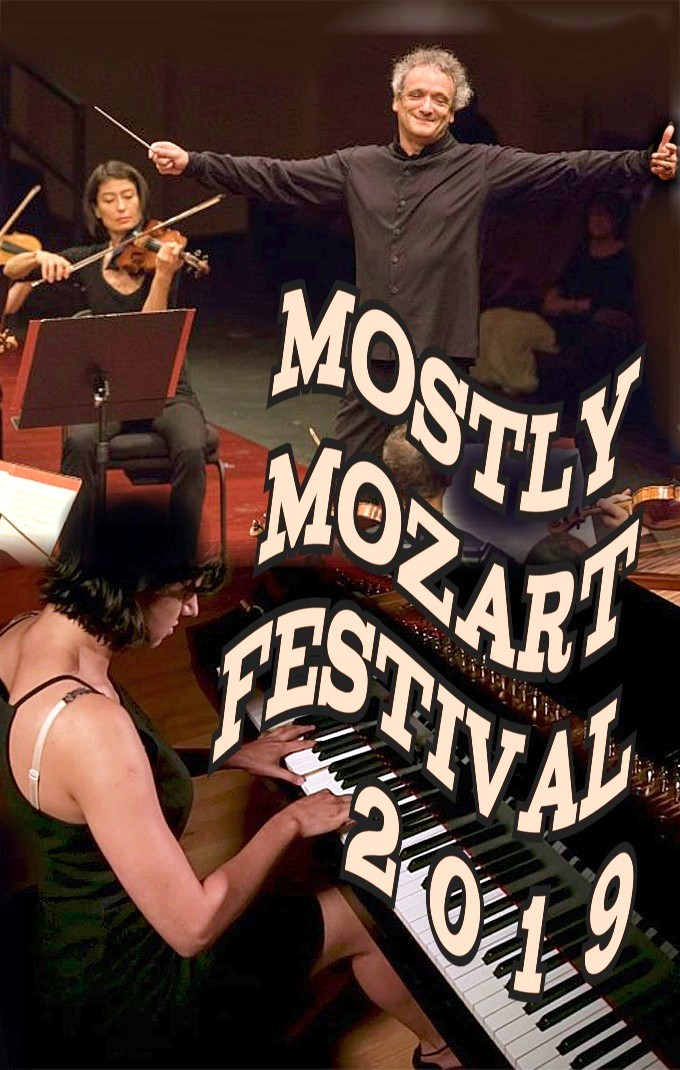 Mostly Mozart Festival 2019-2
