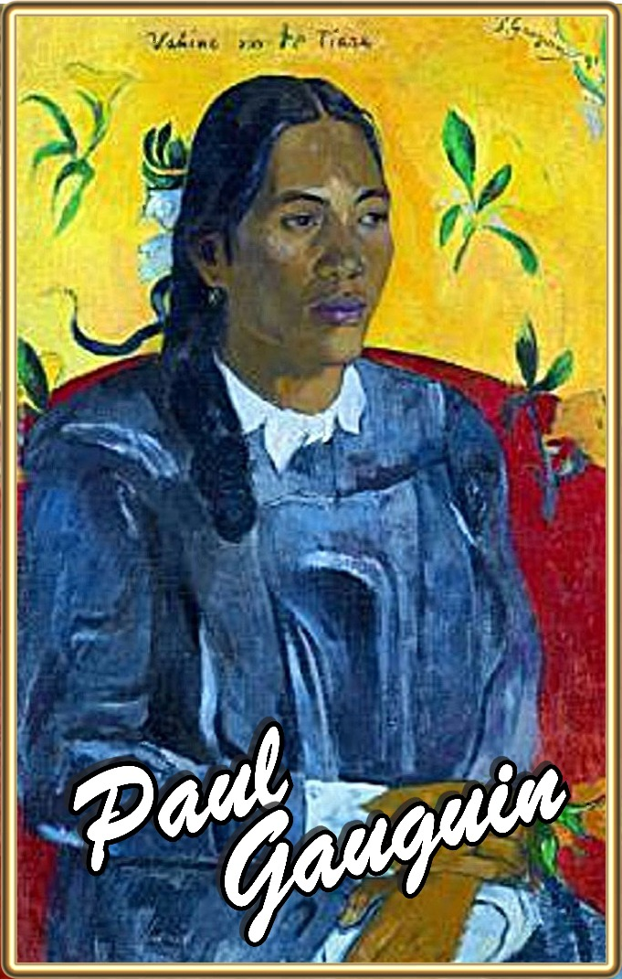 Paul Gauguin, art emis