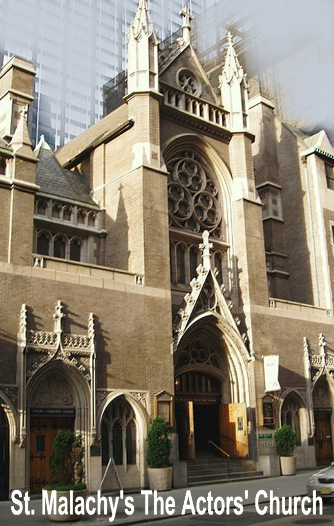 St. Malachy s The Actors' Church