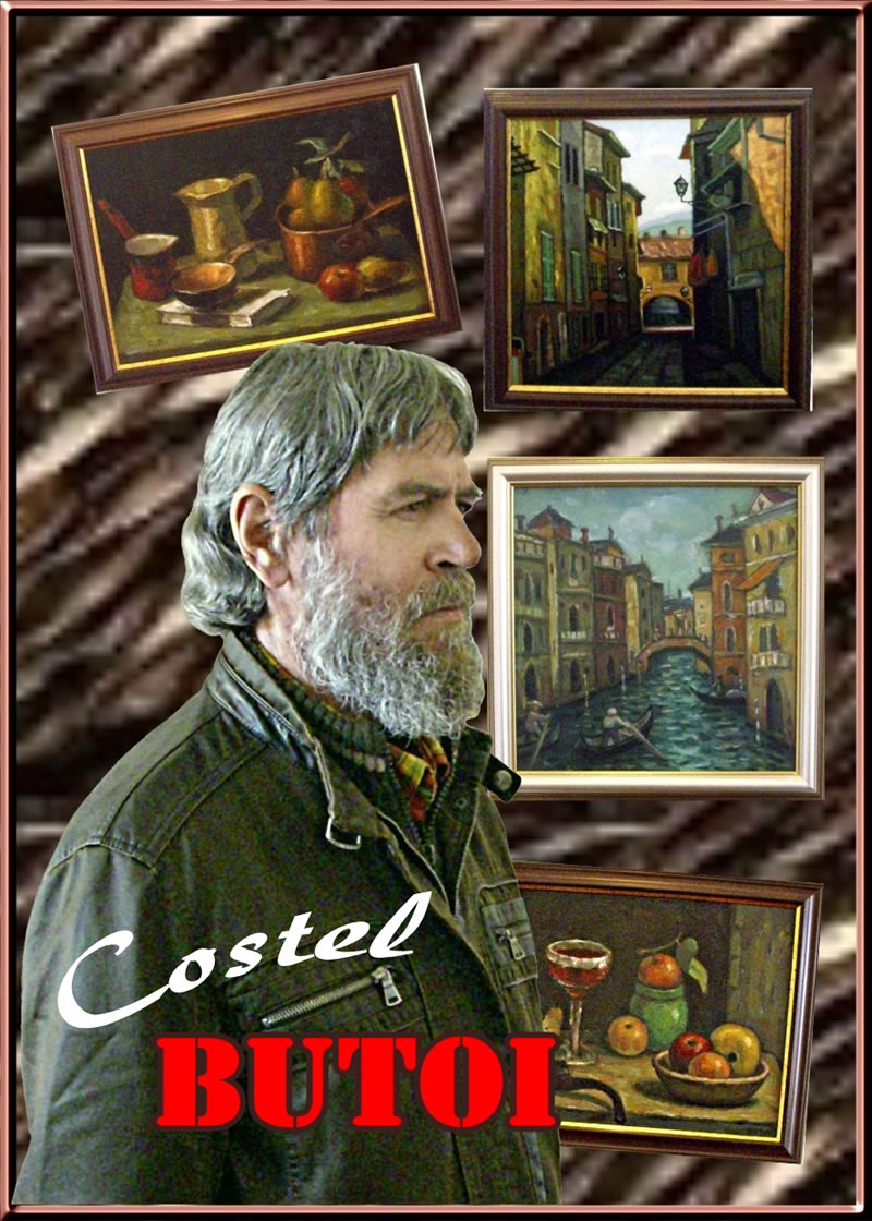 Costel Butoi portret