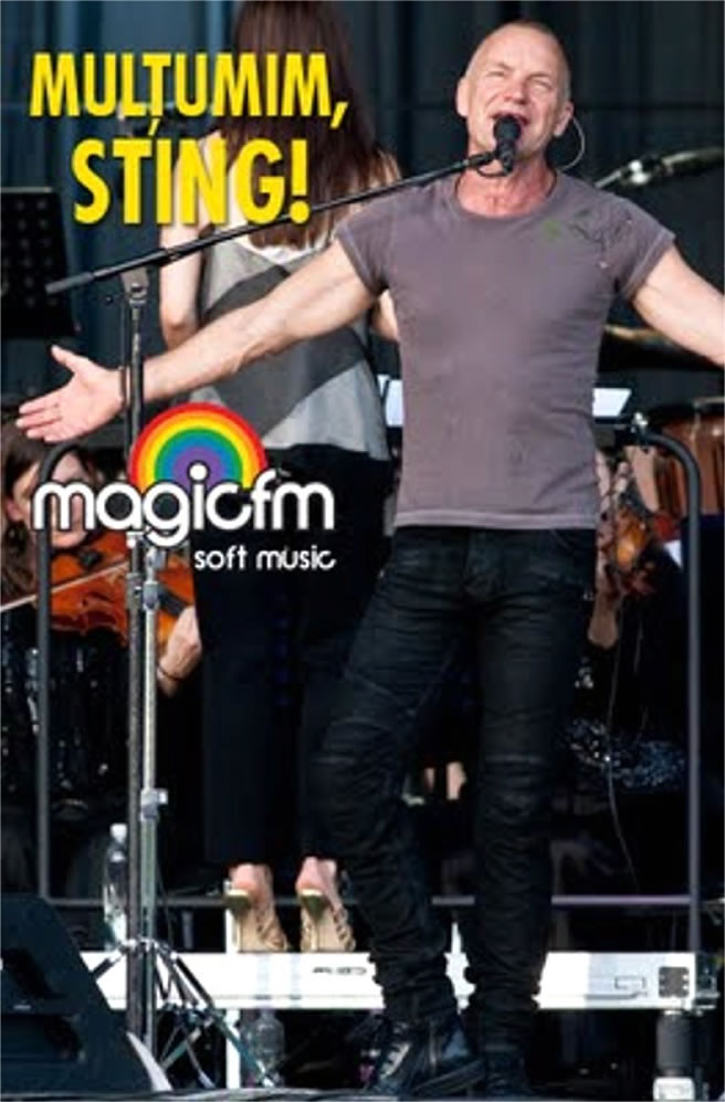 Sting - Magic FM