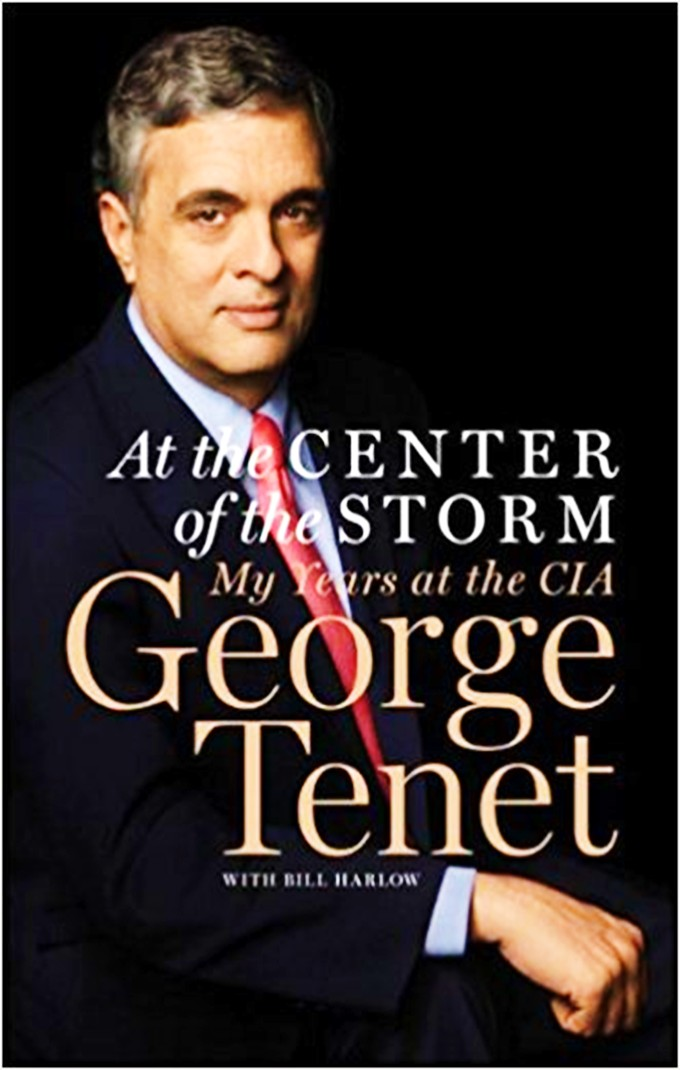 George J. Tenet-At the Centre of the Storm