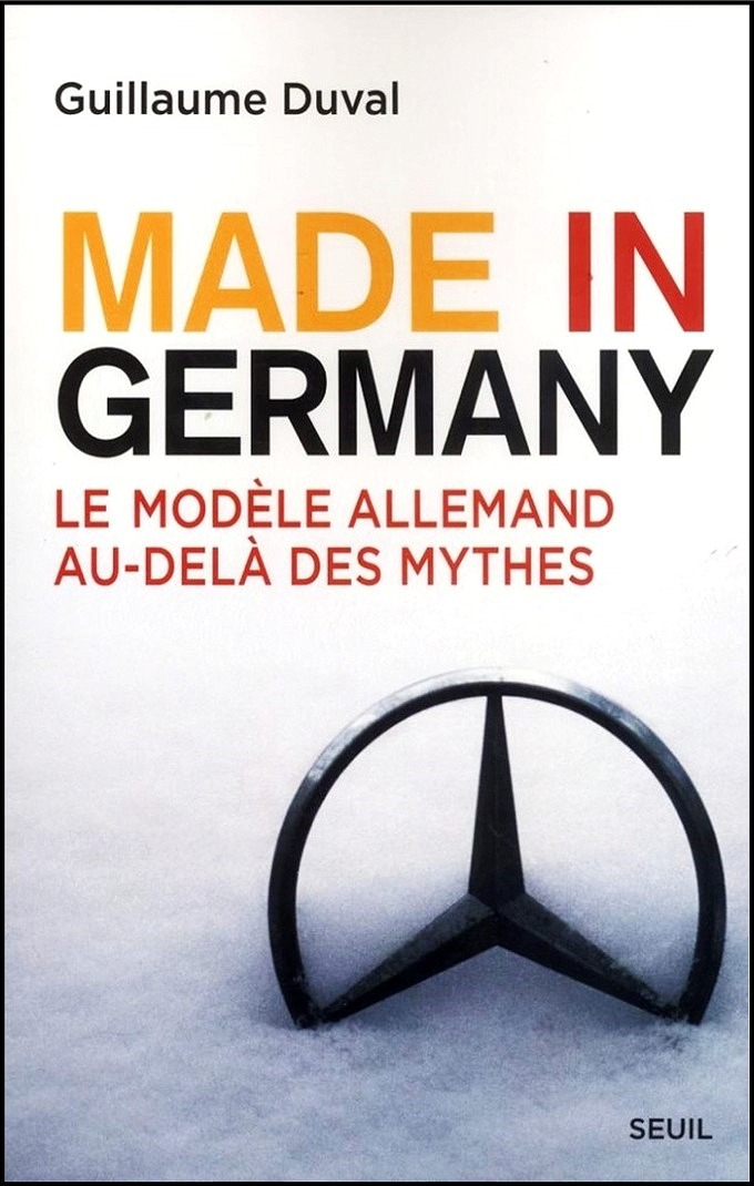 Guillaume Duval - Made in Germany