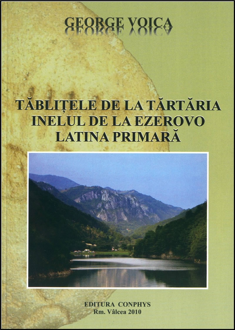 Tablitele de la Tartaria- George Voica