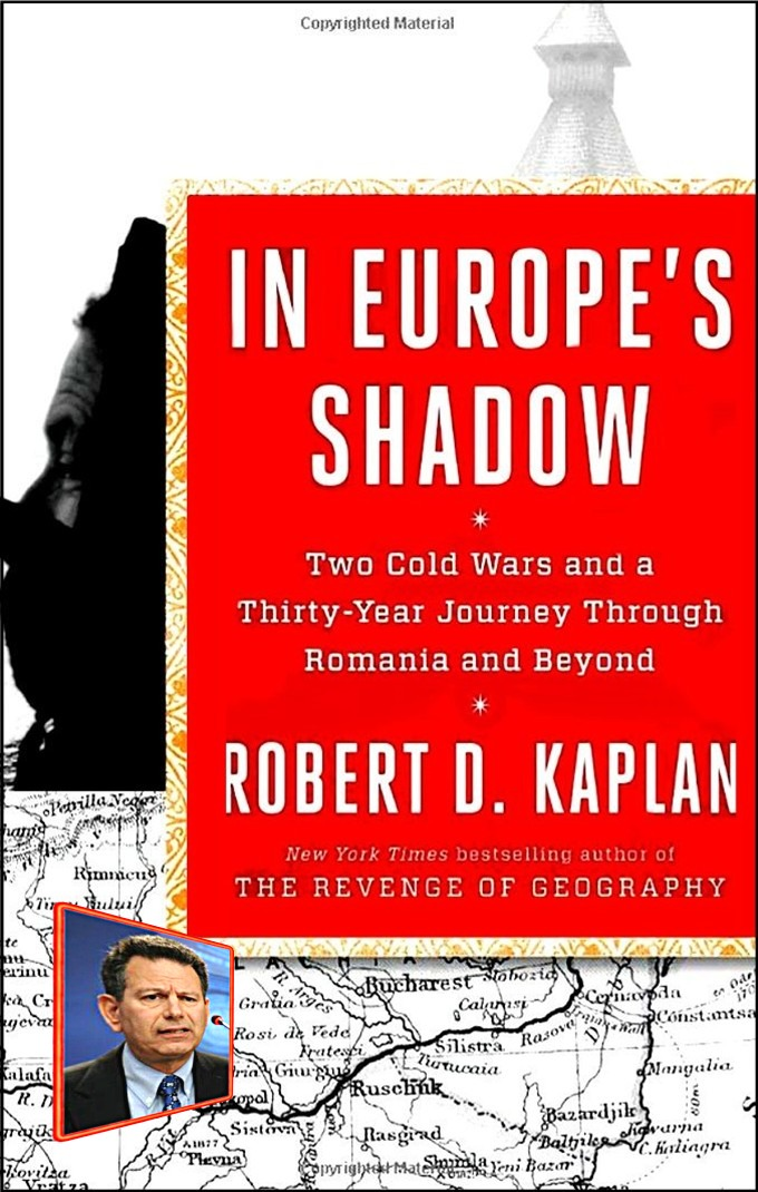 Robert Kaplan - In Europes Shadow...