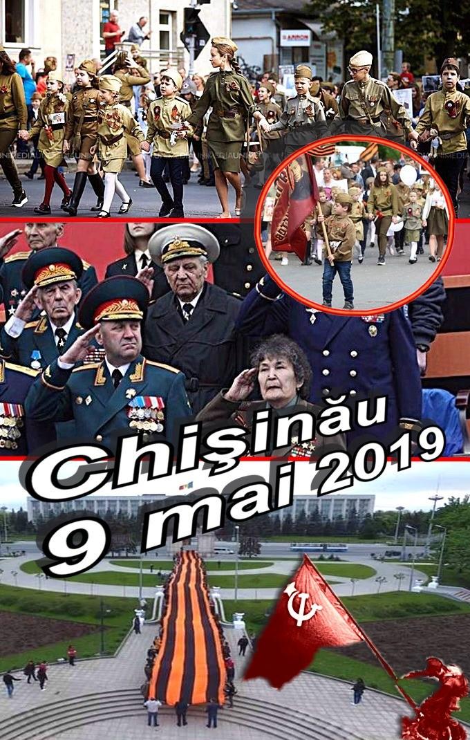 Chisinau-9 mai 2019