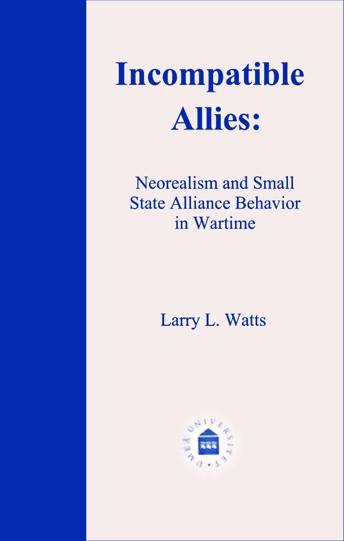 Incompatible Allies - Larry-Watts