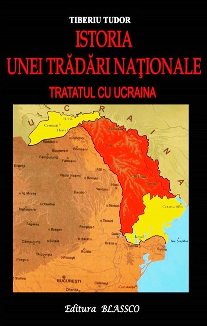 Tiberiu Tudor-Istoria unei trădări nationale