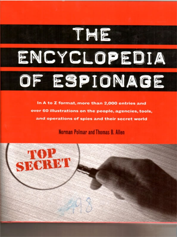 The Enciclopedia of Spionage