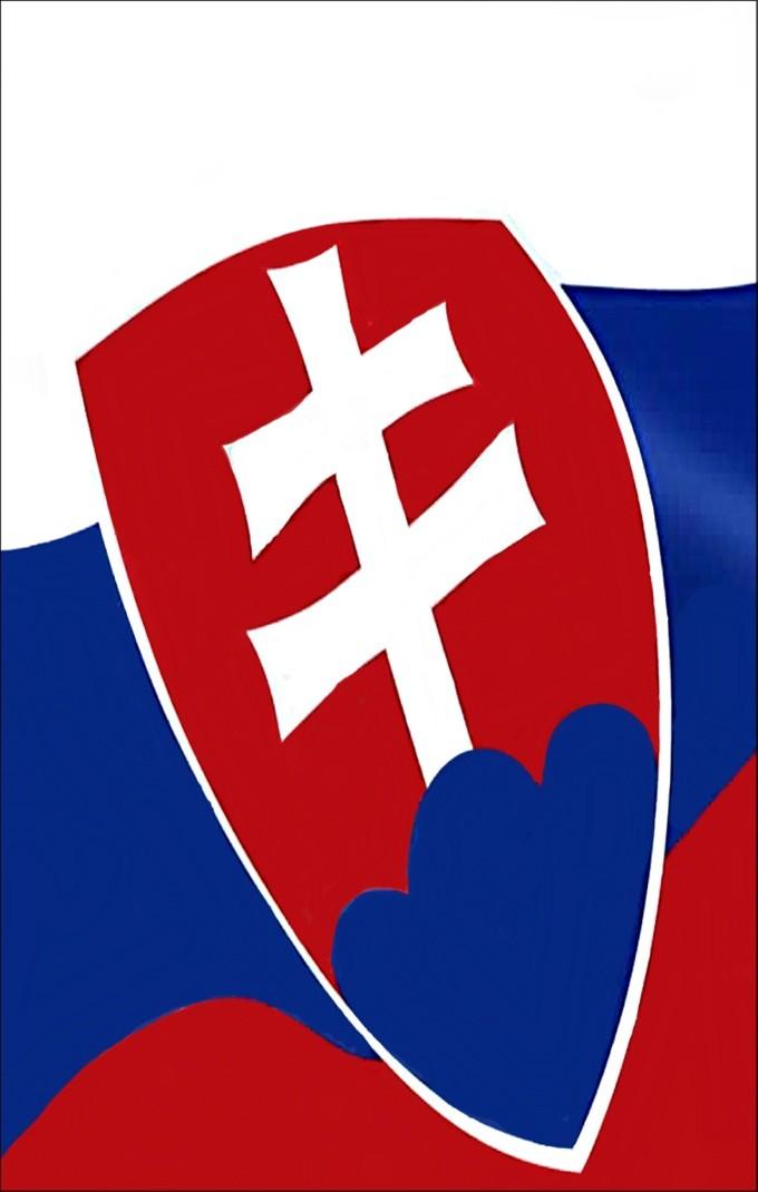 Drapel Slovacia