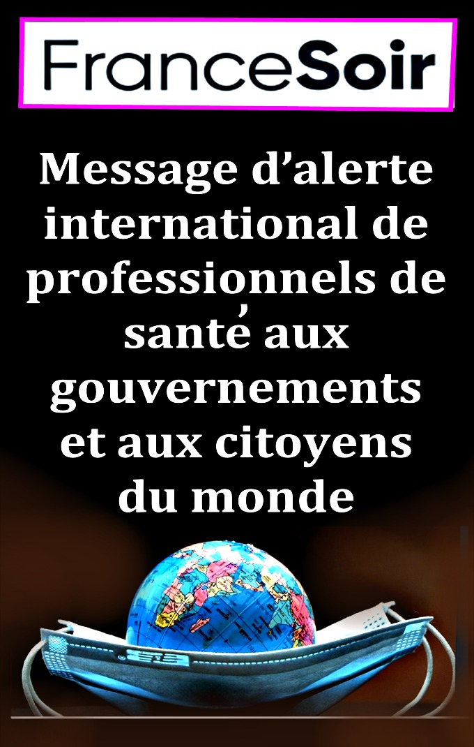 FranceSoir-Mesaj de alerta internationala