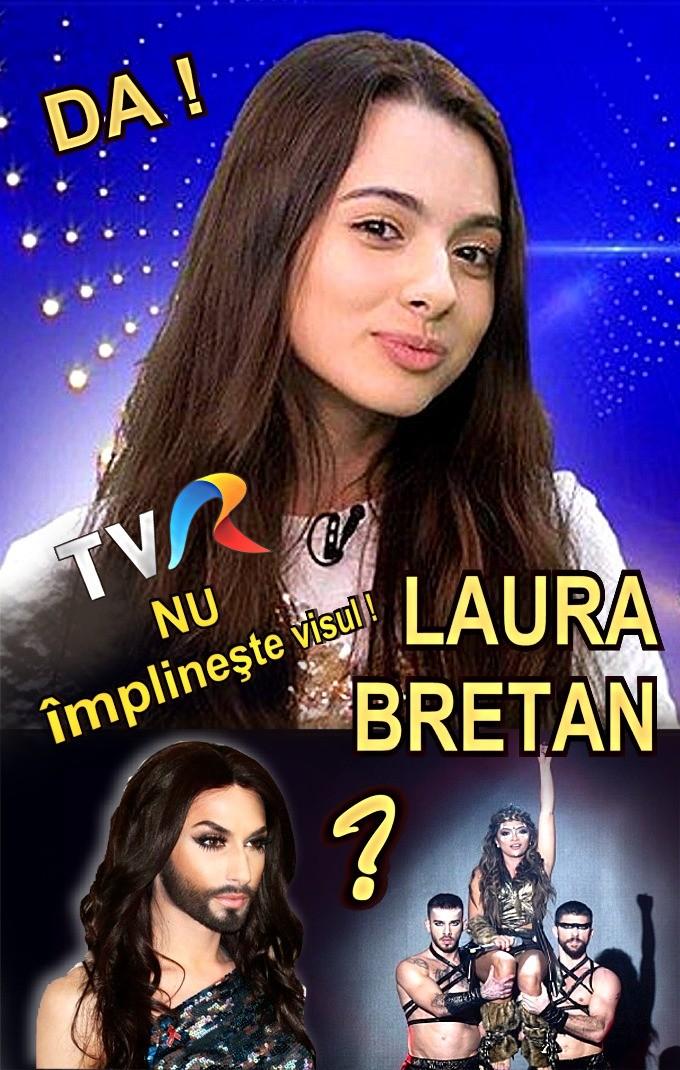 Laura Bretan TVR 2019