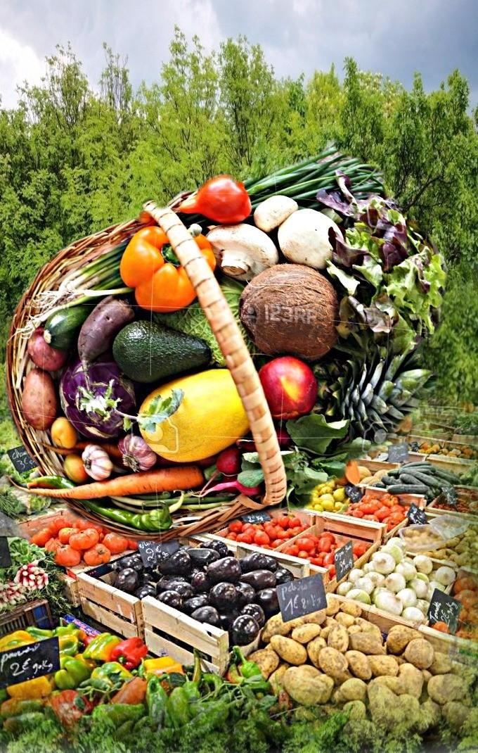 Produse agricole de import