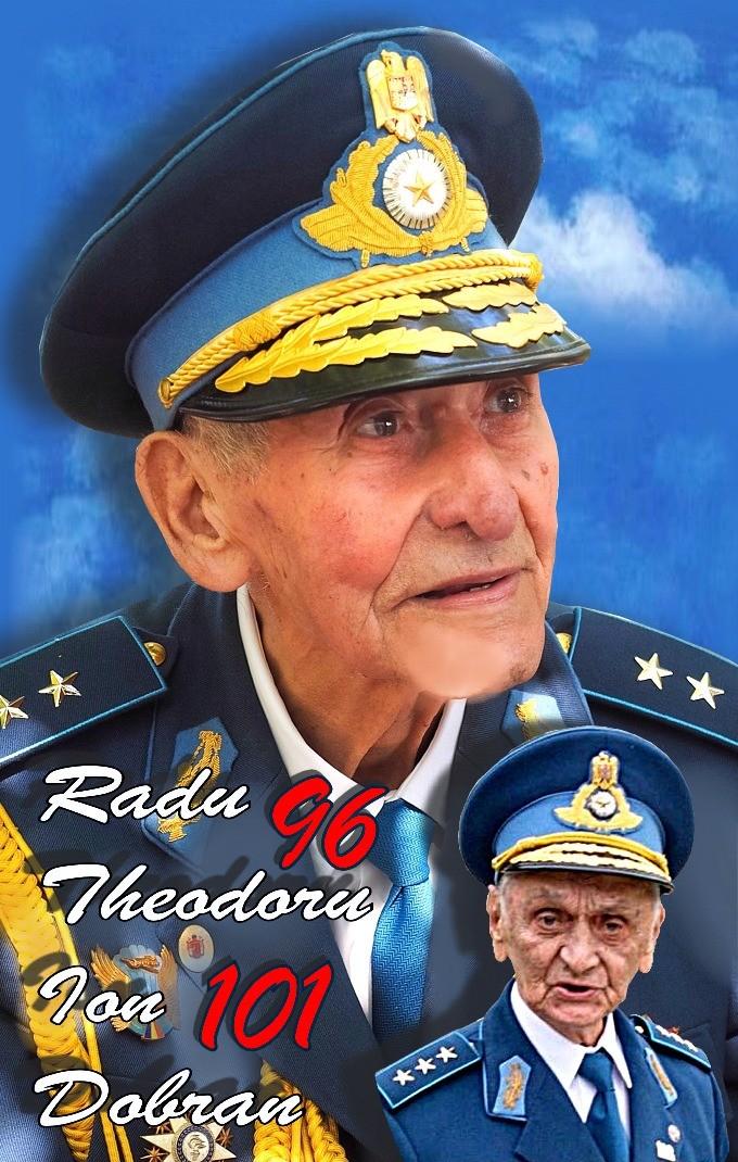 Radu Theodoru 96 & Ion Dobran 101