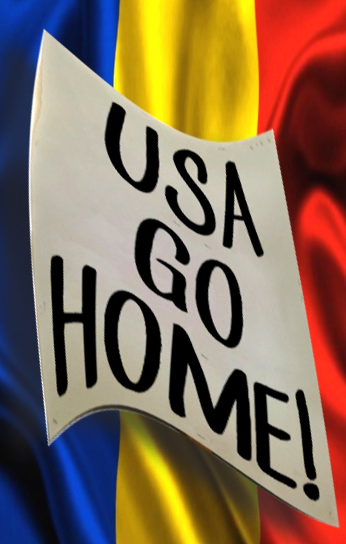 USA-go home!
