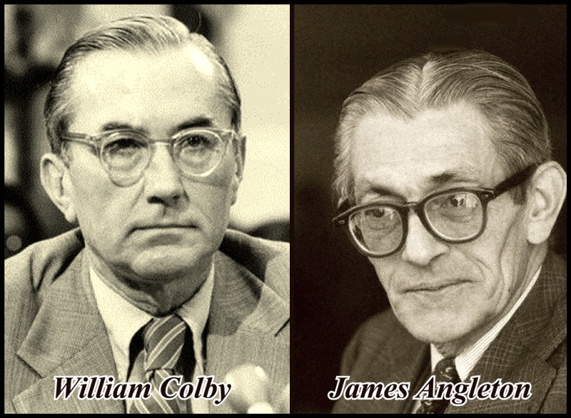 William Colby & James Angleton